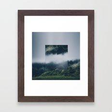 I get nervous.  Framed Art Print