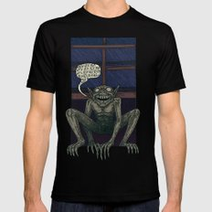 hobgoblin SMALL Black Mens Fitted Tee