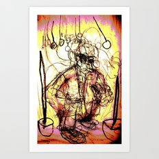 Mover and Shaker Art Print