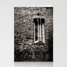 Closed Window Stationery Cards