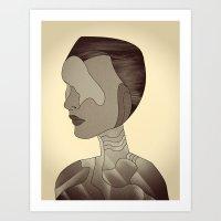 W.I. Art Print