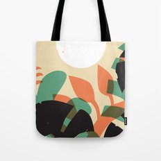 Jungle Sun #1 Tote Bag