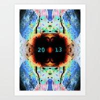 2013 Art Print