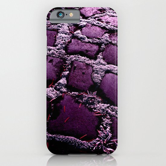 purple way XI iPhone & iPod Case