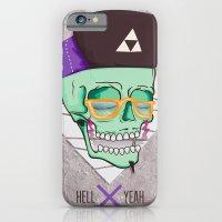 Hell Yeah Skull 3 iPhone 6 Slim Case
