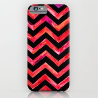 iPhone & iPod Case featuring Chevron by M. Everitt