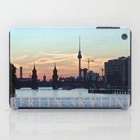 BERLIN SKYLINE iPad Case