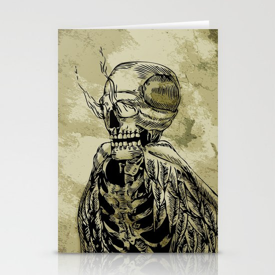 DEAD LORD Stationery Card