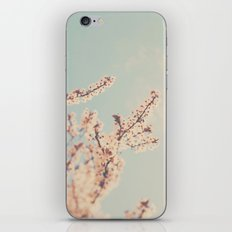 spring is in bloom ...  iPhone & iPod Skin