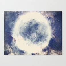 Ring Of Stars Canvas Print