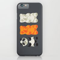 iPhone & iPod Case featuring You don't fit in. by Danielle Podeszek