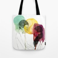 Love doesn't need words. Tote Bag