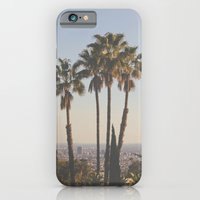 iPhone & iPod Case featuring L.A. by Luke Gram