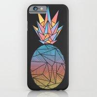 Bakana Rays Pineapple iPhone 6 Slim Case