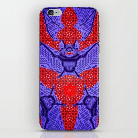 Vampire Blood Pattern iPhone & iPod Skin