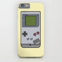 #44 Nintendo Gameboy iPhone 6 Slim Case