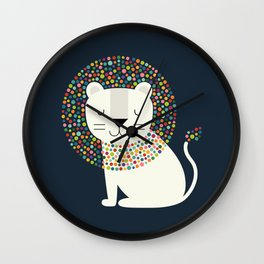 Wall Clock - As A Lion - Andy Westface