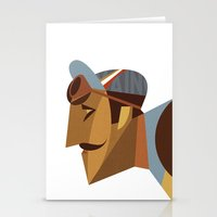 Maino Color Stationery Cards