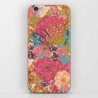 English Garden In Rose  iPhone & iPod Skin