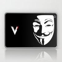 Vendetta Laptop & iPad Skin