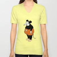 Mickey Da Rat Unisex V-Neck