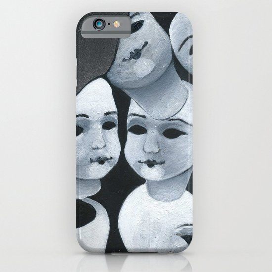 The Aging Ritual iPhone & iPod Case