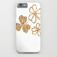 PAPERCUT FLOWER 4 iPhone 6 Slim Case