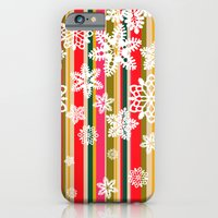 Flakes iPhone 6 Slim Case