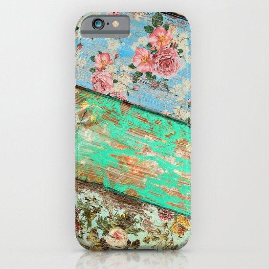 Rococo Style 3 iPhone & iPod Case