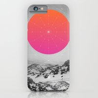 iPhone Cases featuring Middle Of Nowhere I by soaring anchor designs
