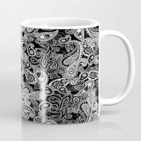Paisley Pileup Mug