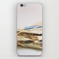 All The Letters That I Wrote To You IV iPhone & iPod Skin