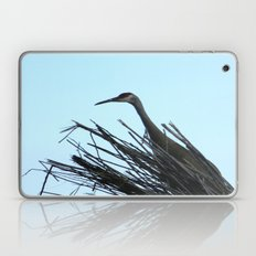 Crane Hiding Laptop & iPad Skin