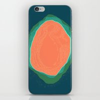 Oyster iPhone & iPod Skin