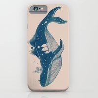 Home (A Whale from Home) iPhone 6 Slim Case