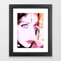 Pinki Framed Art Print