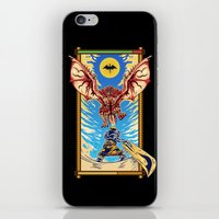 Epic Monster Hunter iPhone & iPod Skin