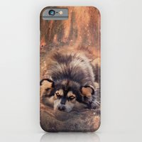 iPhone & iPod Case featuring Bright-eyed dreamer by DS' photoart