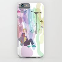 iPhone & iPod Case featuring NQ by LisaStannard