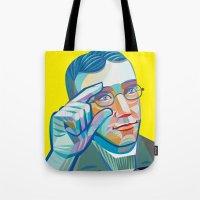 George Veditz's Portrait Tote Bag