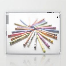 Crayon Love 2  Laptop & iPad Skin