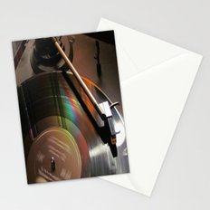Vinyl Rainbow Stationery Cards