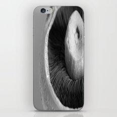 A Mushroom Portrait iPhone & iPod Skin