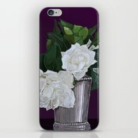 Julep & Gardenias iPhone & iPod Skin