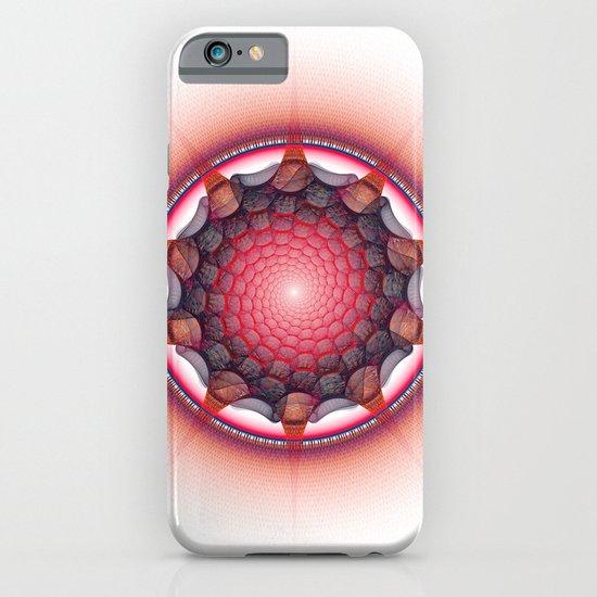 Fractal Circle iPhone & iPod Case