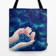 A Handful Of Stars Tote Bag