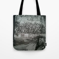 Forced Rejection Tote Bag