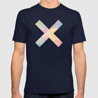 Dream | X Mens Fitted Tee Navy SMALL
