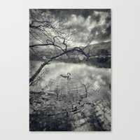 Early Morning, Coniston … Canvas Print