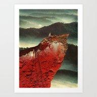 There's Treasure Everywh… Art Print